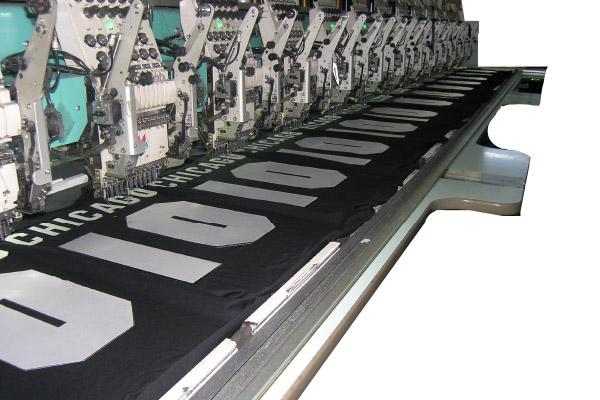 machine impression sublimation textile maillot foot