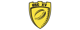 logo usc XV carcassonne